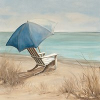 Summer Vacation I Fine Art Print