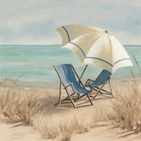 Summer Vacation II Fine Art Print