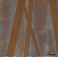 Golden Angle II Framed Print