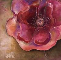 Pink Accent II Fine Art Print