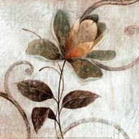 Floral Souvenir I Fine Art Print