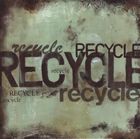Recycle Fine Art Print