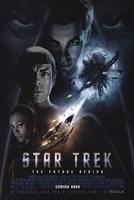 Star Trek XI - style AC Fine Art Print