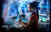 Star Trek XI - style AI Fine Art Print