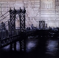 Bridges Of Old II Fine Art Print