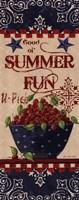 Summer Fun Fine Art Print