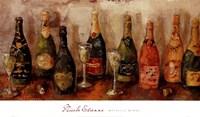 Metallic Wines Fine Art Print