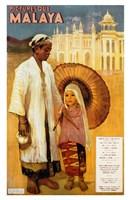 Picturesque Malaya Fine Art Print