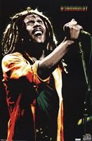 Bob Marley - Portrait Wall Poster