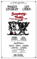 Sweeney Todd (Broadway) Fine Art Print