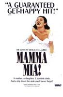 Mamma Mia (Broadway) Framed Print