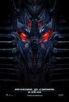 Transformers 2: Revenge of the Fallen - style C Fine Art Print