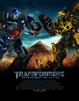 Transformers 2: Revenge of the Fallen - style H Fine Art Print