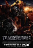 Transformers 2: Revenge of the Fallen - style N Fine Art Print