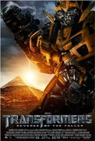 Transformers 2: Revenge of the Fallen - style F Fine Art Print