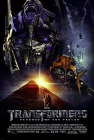 Transformers 2: Revenge of the Fallen - style L Fine Art Print