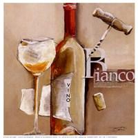 Il Vino Bianco Fine Art Print