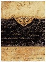 La Lettre Fine Art Print