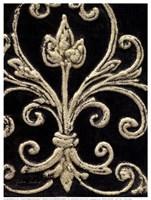 Le Lys Noir Fine Art Print