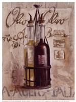 Olio di Olivo Framed Print