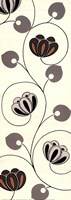 Nouveau Blossom Fine Art Print