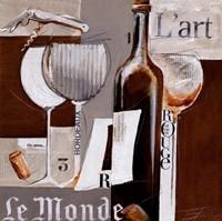 Le Monde Fine Art Print