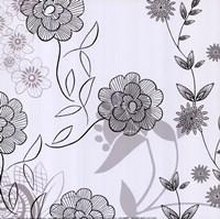White Lace Floral Fine Art Print