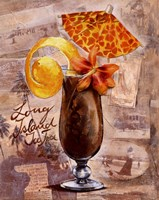 Long Island Ice Tea Fine Art Print