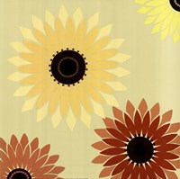 Jewel Sunflower Fine Art Print