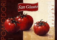 Pomodori San Giusto Fine Art Print