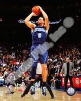 Deron Williams 2008-09 Action Fine Art Print
