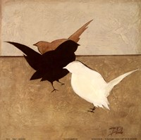 Birdies I Fine Art Print