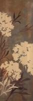 Among the Flowers III Framed Print