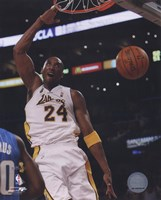 Kobe Bryant - '09 Finals / Gm.2 (#8) Fine Art Print