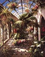 Garden Atrium ll Fine Art Print