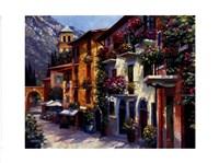 Village Hideaway Fine Art Print