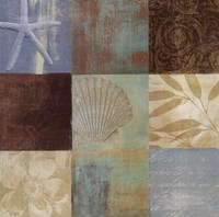 Mosaic Spa I Fine Art Print