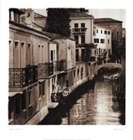 Ponti di Venezia No. 4 Framed Print
