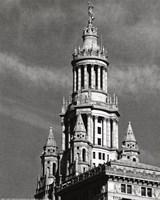 Municipal Building, NY Fine Art Print