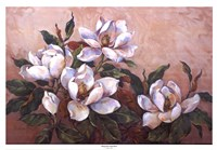 Magnolia Inspiration Framed Print