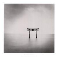 Tori, Takaishima, Honshu, Japan, 2002 Framed Print