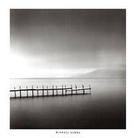 Foggy Morning, Shikotsu Lake, Hokkaido, Japan, 2004 Fine Art Print