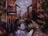 Venice In Spring Fine Art Print