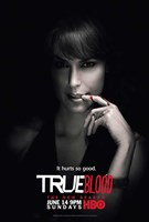 True Blood - Season 2 - Michelle Forbes [Maryann] Fine Art Print