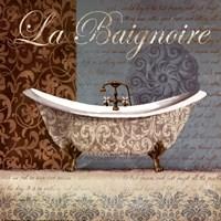 La Baignoire Fine Art Print