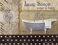 Savons de Bains I Fine Art Print