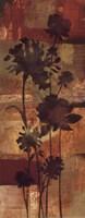Autumn Silhouette I Framed Print