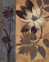 Romantic Magnolias III Framed Print