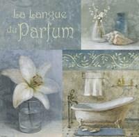 Parfum I Framed Print