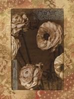 Gypsy Bouquet Framed Print